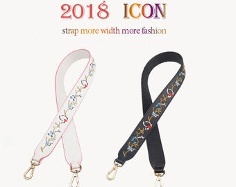 105CM* 5CM Bag Strap Genuine leather Removable Purse Strap Interchangeable Strap Replacement Handle Chain SS003