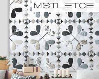 Mistletoe Quilt pattern  by ZEN CHIC