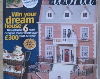 Dolls House World Magazine Issue 133 October 2003