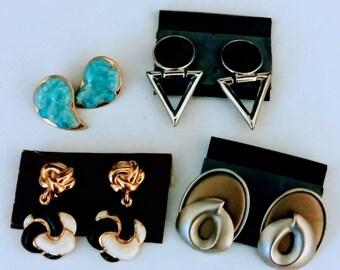 Vintage Clip On Earrings SALE
