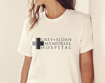 Grey's Anatomy, Grey - Sloan Memorial Hospital, Grey's Anatomy Shirt