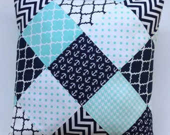 Scrappy Throw Pillow Sets