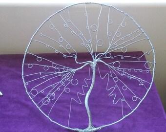 Aluminum Tree of Life Jewelry Displays/Storage