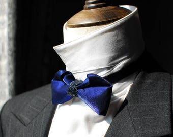 Dark Blue Bowtie -Men Bowtie Modern Boys Bowtie, Toddler Bowtie Toddler Bow tie,Pre Tied and Adjustable