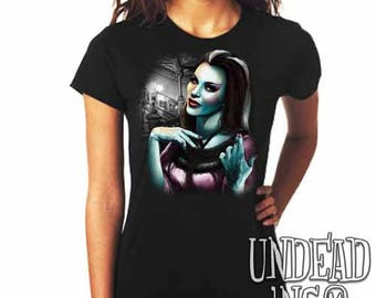 Munsters - Lilly Munster - Ladies T Shirt