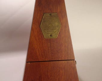 Antique Metronome De Maelzel Seth Thomas Clocks