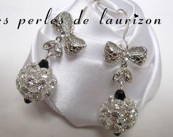 the most beautiful dancing earrings