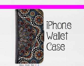 iPhone SE Case - iPhone SE Wallet Case - iphone SE - iPhone se Wallet