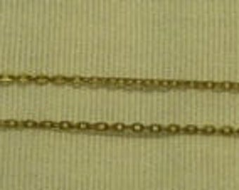 I38 Vintage Small Opal Pendant on a Gold Filled Chain.