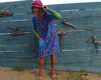 Dress women fleece flower sleeve socks