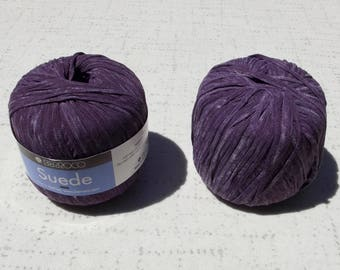 Berroco Suede Yarn, Purple