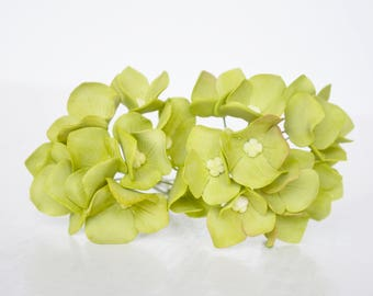 50 Hydrangea Sugar Flowers
