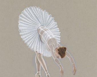 Ballerina Giclee