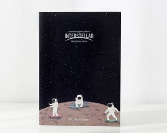 Interstellar | Skateboarding