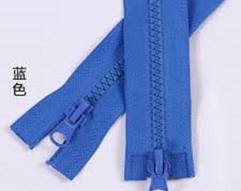 hard blue separble big closure meshes 75cm