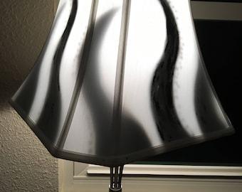 Tentacle lampshade
