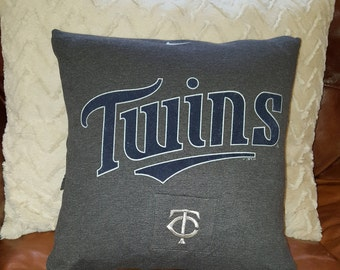 Minnesota Twins Pillow Cover