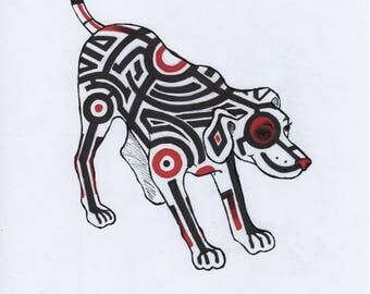 Circuit Dog by Giancarlo Venturini (sponsorship)