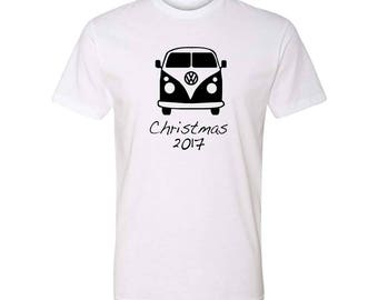 Christmas Shirts, Gifts for Men, Gifts for Dad, Dad Gifts, Dad Shirt, Dad Gifts for Christmas, Daddy Gifts, Funny Dad Shirt, VW Bus Shirt