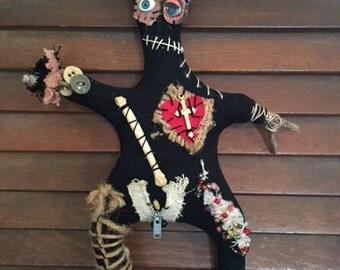 Padou's Cajun Loudoo (Louisiana Hoodoo) Poppets