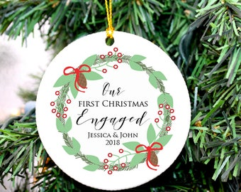 Christmas engagement | Etsy