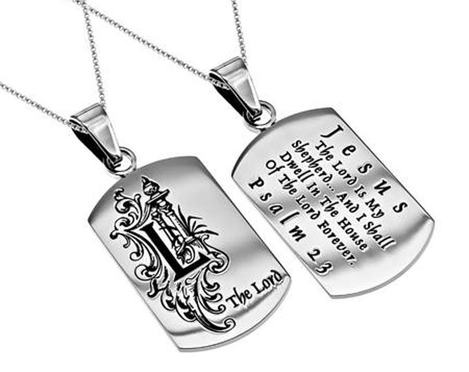 """Absolute Necklace """"Psalm 23"""""""