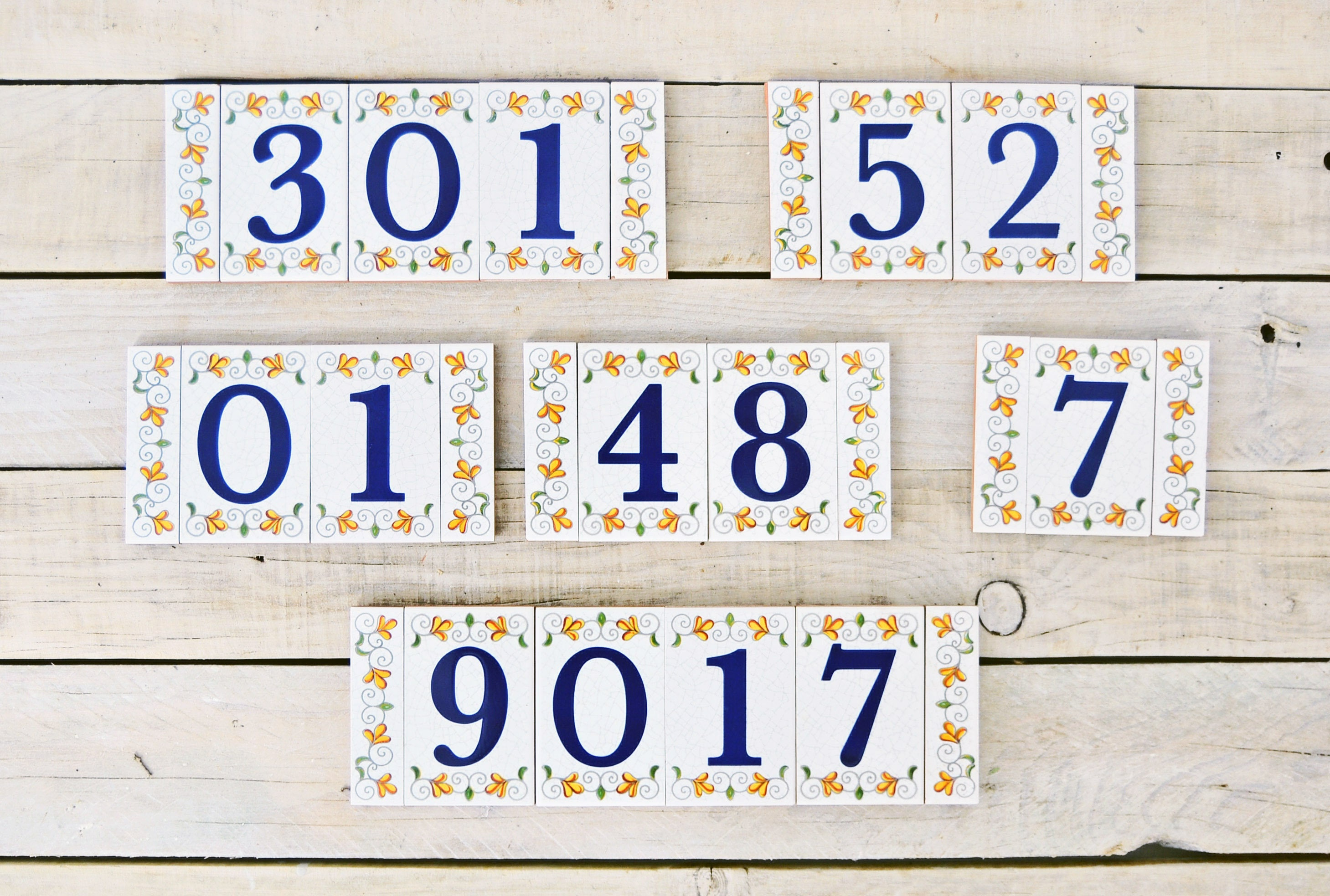 Ceramic tile letters image collections tile flooring design ideas ceramic tile house numbers images tile flooring design ideas ceramic tile house numbers and letters images dailygadgetfo Images