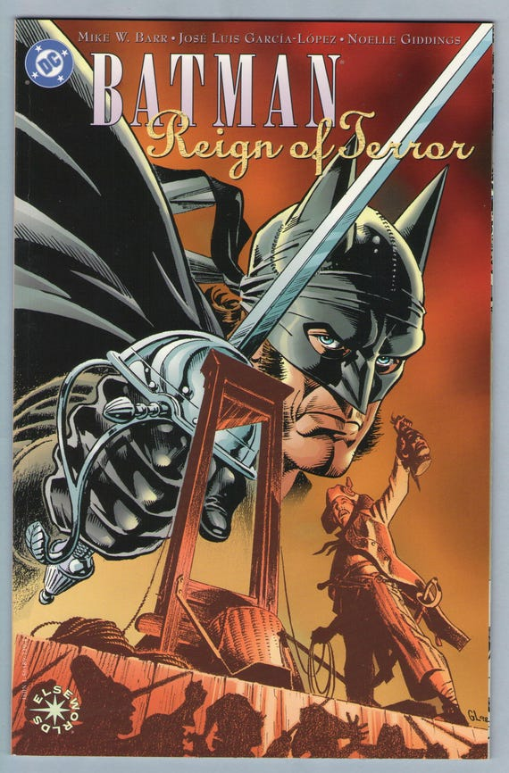 Batman - Reign of Terror 1999 NM- (9.2)