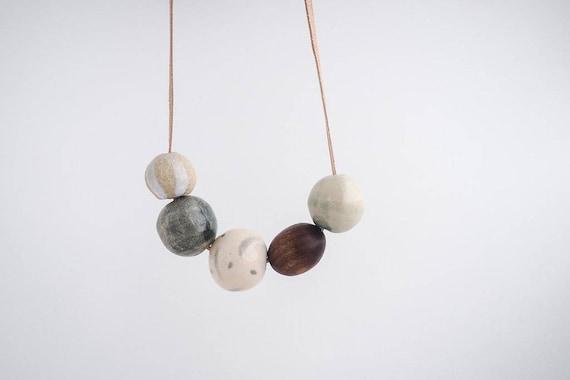 Euroka in Ceramic and Timber