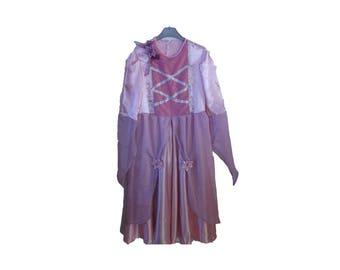 déguisement robe de princesse  7/8 ans