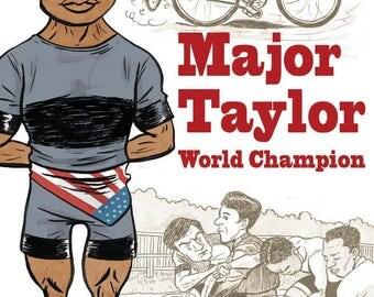 Major Taylor – World Champion