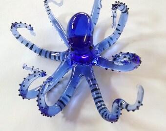 Glass octopus