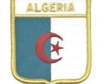 Algeria Patch (Iron on)