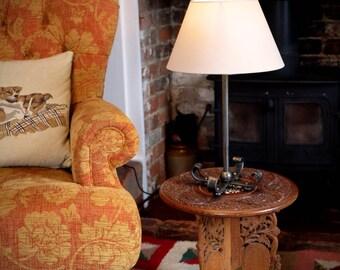 The Crettingham Metal Table Lamp