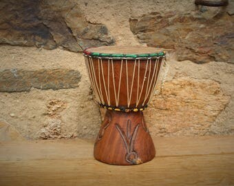 African Djembe Drum from Senegal
