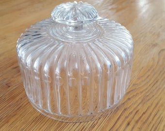 Bell Crystal cheese cake - french decor - 1930