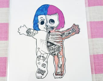Little Miss Skelly