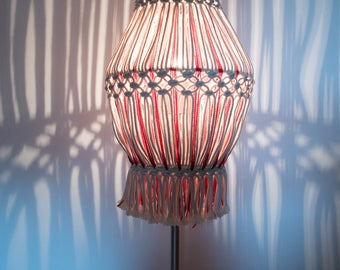 Hand made lampshade, 25 cm / 9,84 inches