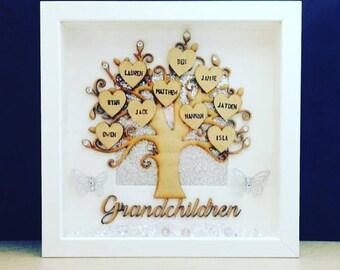 Grandchildren Family Tree