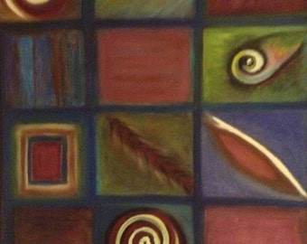 Photo of Abstract  art