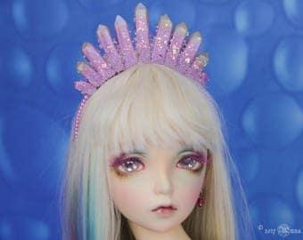 Headband crown for BJD doll, SD, MSD, YoSD, tiny