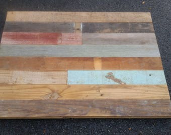 DIY Barnwood Wallboard Craft Kit/Accent Wall Kit