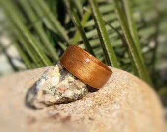 Curly Koa Bentwood Ring - Curly Koa Wood Ring - Hawaiian Koa Ring - Hawaiian Koa Bentwood Ring - Hawaiian Curly Koa Bentwood Ring - Koa Ring