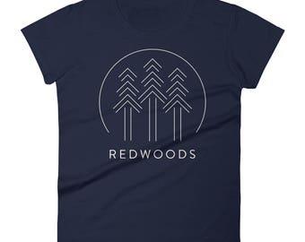 Women's Redwoods National Park T-Shirt