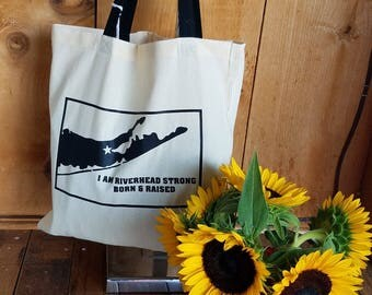 Riverhead Strong Tote Bag
