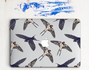 Swallow Macbook Pro 13 Inch Case Martlet Macbook Case 12 Inch Progne Macbook Case Air 13 Macbook Air 11 Inch Case Laptop Macbook CGMC0087