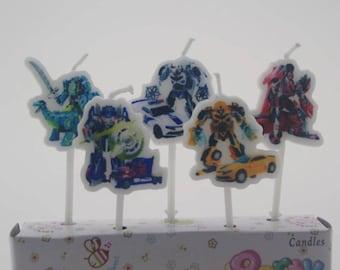 Transformers Cake Etsy
