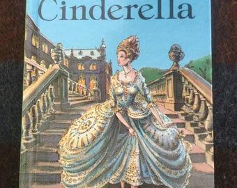 Vintage Ladybird Book -Cinderella