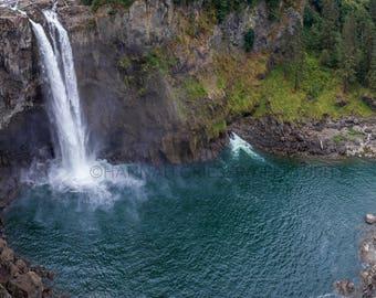 Snoqualmie Falls: Fine Art Photography