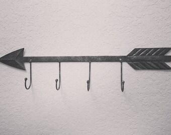 Wall Hook, Wall Hooks, Coat Hooks, Towel Hooks, Wall Hooks Vintage, Wall Coat Rack, Decorative Wall Hooks, Arrow Decor, Coat Rack, Wall Rack